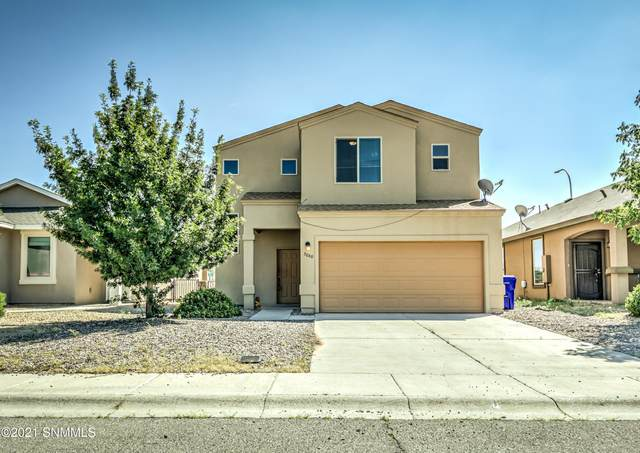 5060 Kenner Way, Las Cruces, NM 88012 (MLS #2102942) :: Agave Real Estate Group