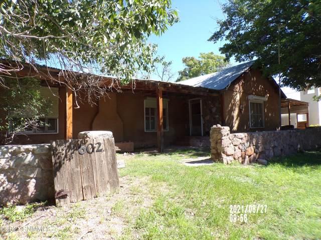 602 Main Street, Hillsboro, NM 88042 (MLS #2102947) :: Agave Real Estate Group