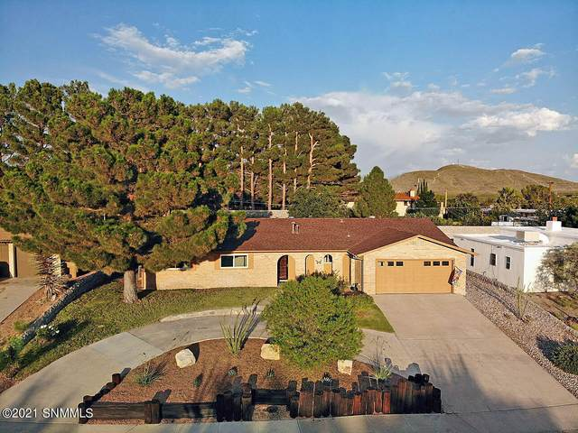 1808 Pomona Drive, Las Cruces, NM 88011 (MLS #2102954) :: Better Homes and Gardens Real Estate - Steinborn & Associates