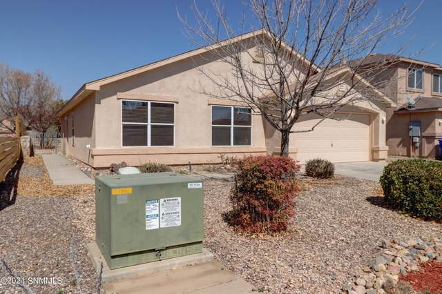 5715 East Mesa Avenue, Las Cruces, NM 88012 (MLS #2102957) :: Agave Real Estate Group