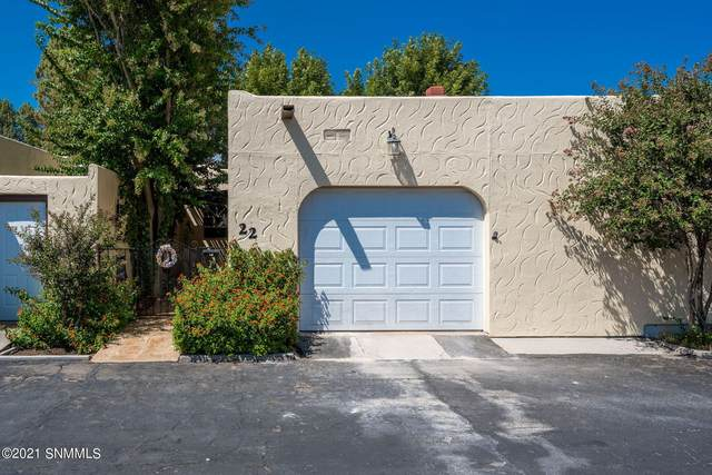 905 Conway #22, Las Cruces, NM 88005 (MLS #2102960) :: Better Homes and Gardens Real Estate - Steinborn & Associates