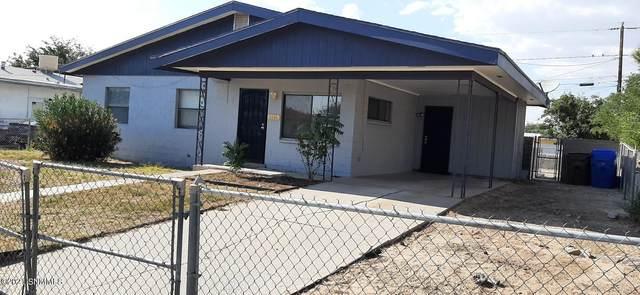 1235 Poplar Avenue, Las Cruces, NM 88001 (MLS #2102962) :: Better Homes and Gardens Real Estate - Steinborn & Associates