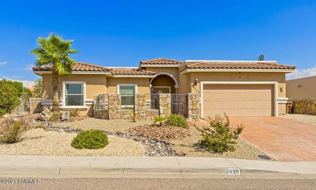 2438 Tesuque Place, Las Cruces, NM 88011 (MLS #2102963) :: Better Homes and Gardens Real Estate - Steinborn & Associates