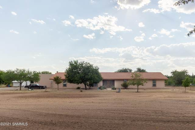 4805 Bowra Lane, Las Cruces, NM 88007 (MLS #2102967) :: Las Cruces Real Estate Professionals