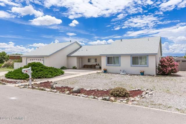 4056 Windridge Circle, Las Cruces, NM 88012 (MLS #2102979) :: Las Cruces Real Estate Professionals