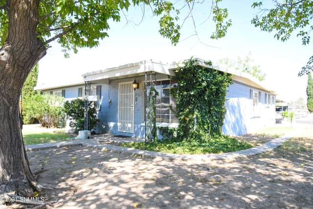 2013 Calle De Suenos, Las Cruces, NM 88001 (MLS #2102995) :: Las Cruces Real Estate Professionals