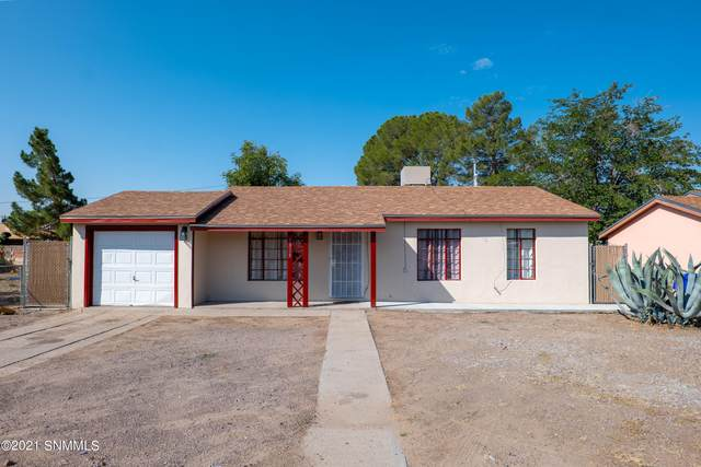 1828 S Solano Drive, Las Cruces, NM 88001 (MLS #2103017) :: Better Homes and Gardens Real Estate - Steinborn & Associates
