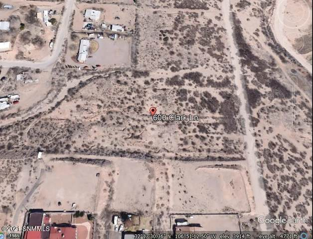 600 Clark Lane, Las Cruces, NM 88007 (MLS #2103020) :: Better Homes and Gardens Real Estate - Steinborn & Associates