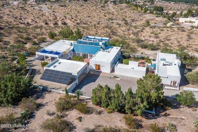 6805 Cottontail Lane, Las Cruces, NM 88005 (MLS #2103027) :: Agave Real Estate Group