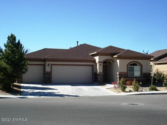 7501 Sierra De Oro Place, Las Cruces, NM 88012 (MLS #2103032) :: Las Cruces Real Estate Professionals