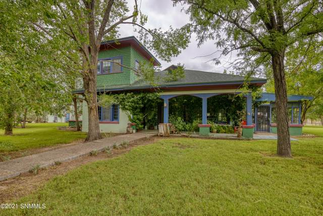 7017 Mcnutt Road, Anthony, NM 88021 (MLS #2103035) :: Las Cruces Real Estate Professionals