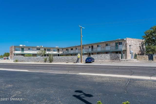 700 California Avenue, Las Cruces, NM 88001 (MLS #2103036) :: Las Cruces Real Estate Professionals