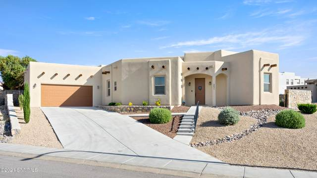 3831 Calle Arriba, Las Cruces, NM 88012 (MLS #2103038) :: Better Homes and Gardens Real Estate - Steinborn & Associates