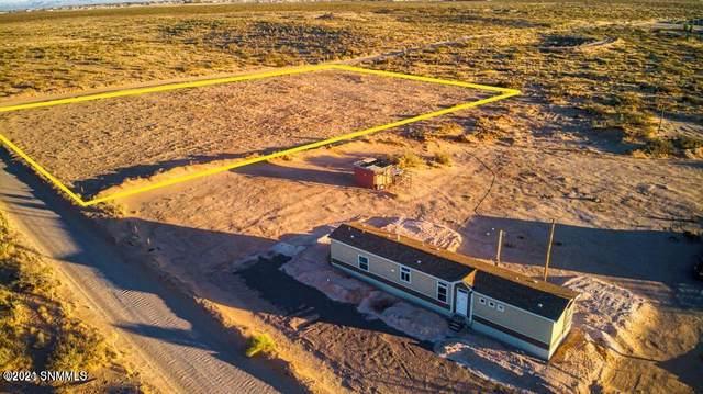 440 E Wicker Road, Chaparral, NM 88081 (MLS #2103040) :: Las Cruces Real Estate Professionals