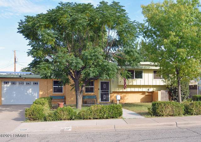 1325 Wofford Drive, Las Cruces, NM 88001 (MLS #2103042) :: Las Cruces Real Estate Professionals