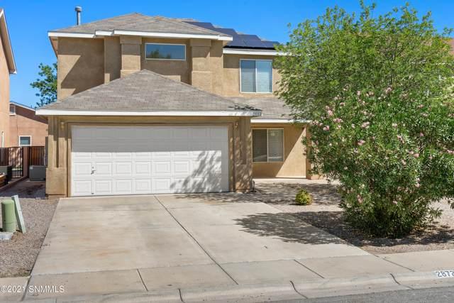 2872 Carretas Court, Las Cruces, NM 88007 (MLS #2103045) :: Las Cruces Real Estate Professionals