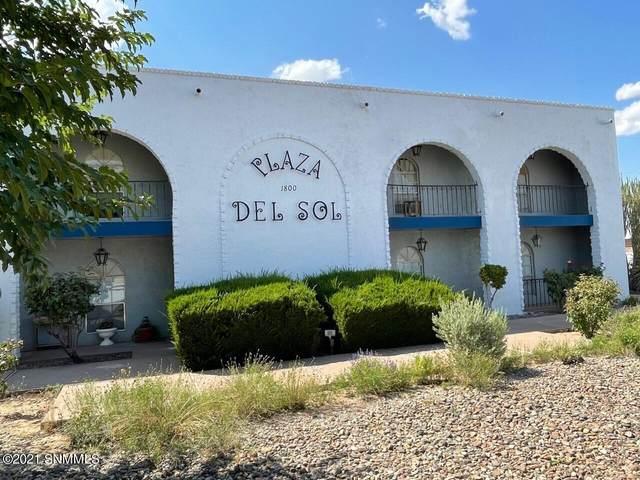 1800 S Santa Monica Street, Deming, NM 88030 (MLS #2103050) :: Agave Real Estate Group