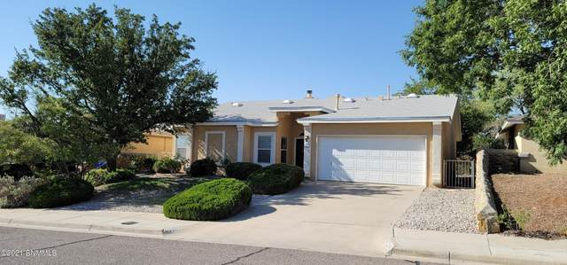 2259 Bright Star Avenue, Las Cruces, NM 88011 (MLS #2103058) :: Better Homes and Gardens Real Estate - Steinborn & Associates