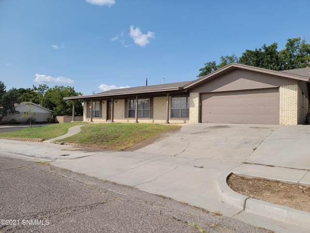 1805 Altura Avenue, Las Cruces, NM 88001 (MLS #2103062) :: Las Cruces Real Estate Professionals