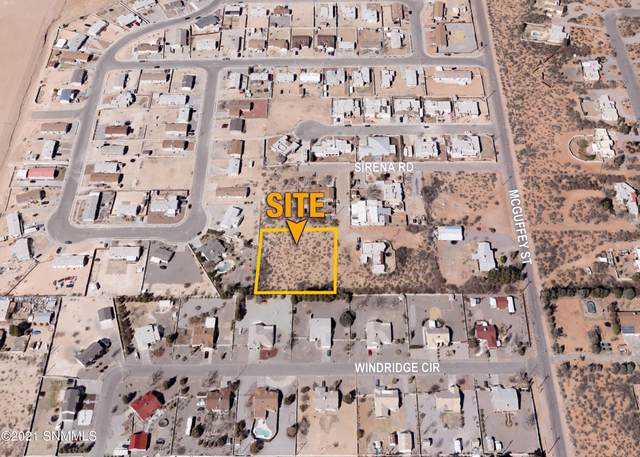 4490 Sirena Lane, Las Cruces, NM 88012 (MLS #2103071) :: Better Homes and Gardens Real Estate - Steinborn & Associates