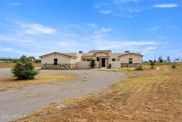 6106 Grooms Road, Las Cruces, NM 88011 (MLS #2103080) :: Agave Real Estate Group