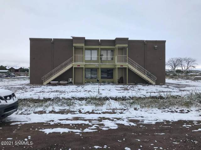 557 Highway 187, Hatch, NM 87937 (MLS #2103085) :: Better Homes and Gardens Real Estate - Steinborn & Associates
