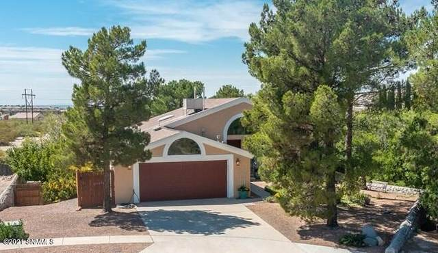 3728 Jade Avenue, Las Cruces, NM 88012 (MLS #2103092) :: Las Cruces Real Estate Professionals