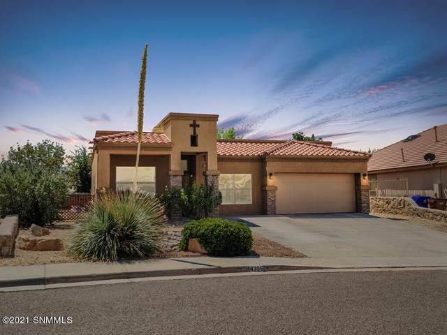 4306 Soda Spring Drive, Las Cruces, NM 88011 (MLS #2103099) :: Better Homes and Gardens Real Estate - Steinborn & Associates