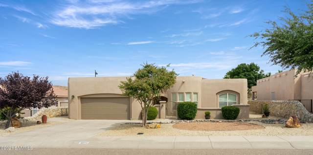 3595 Midnight Ridge Drive, Las Cruces, NM 88011 (MLS #2103109) :: Better Homes and Gardens Real Estate - Steinborn & Associates