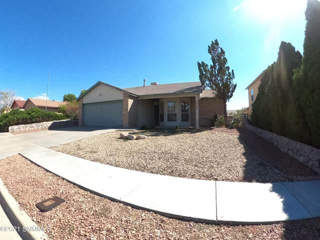 3824 Garnet Street, Las Cruces, NM 88012 (MLS #2103110) :: Agave Real Estate Group