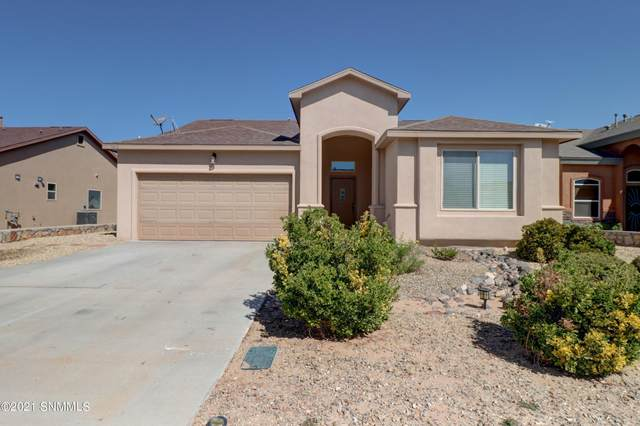 3961 Monte Sombra Avenue, Las Cruces, NM 88012 (MLS #2103118) :: Agave Real Estate Group