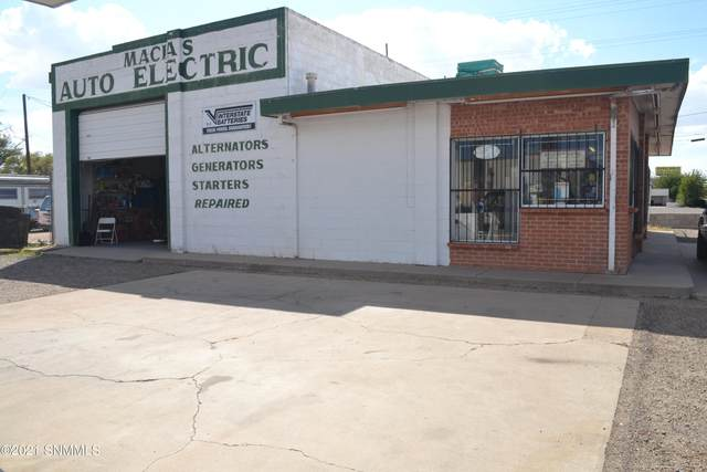 200 W Cedar Street, Deming, NM 88030 (MLS #2103132) :: Las Cruces Real Estate Professionals