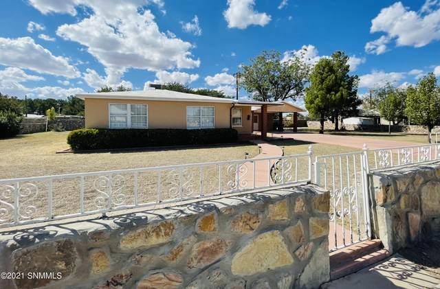 1225 N Reymond Street, Las Cruces, NM 88005 (MLS #2103152) :: Agave Real Estate Group
