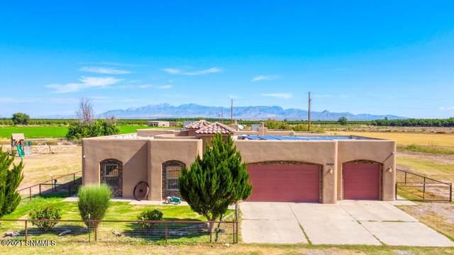 3496 County Road B10, La Mesa, NM 88044 (MLS #2103156) :: Las Cruces Real Estate Professionals