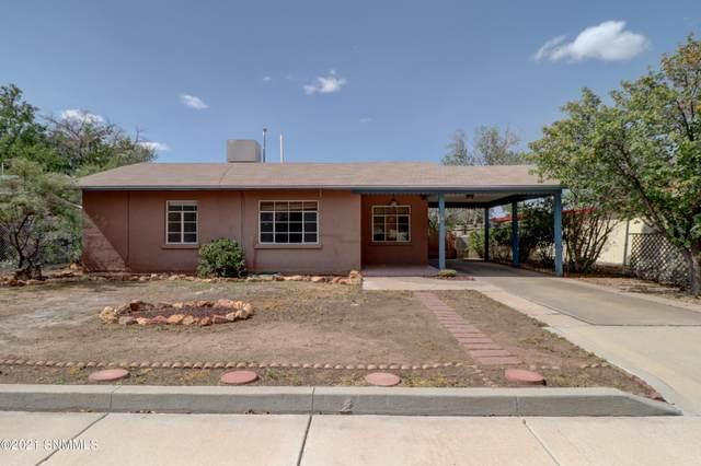 581 Bonita Circle, Las Cruces, NM 88005 (MLS #2103159) :: Agave Real Estate Group