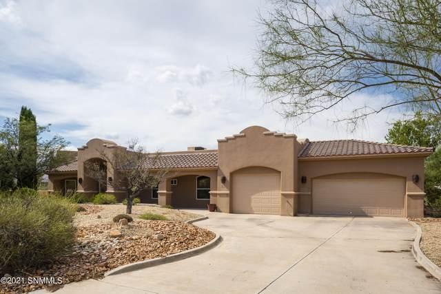 6676 Vista Hermosa, Las Cruces, NM 88007 (MLS #2103160) :: Las Cruces Real Estate Professionals