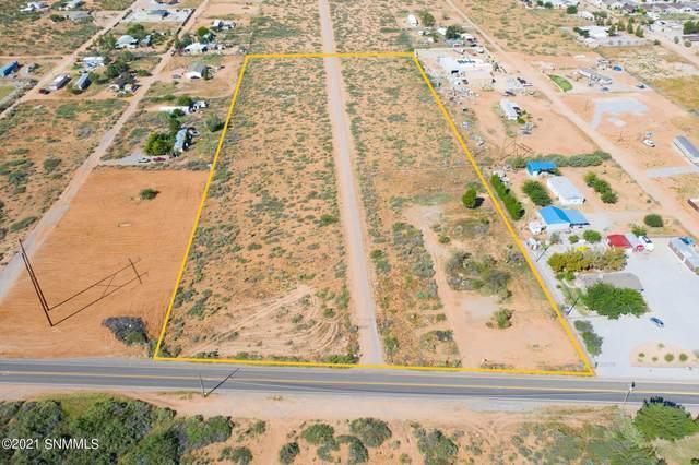 6555 Jornada Road, Las Cruces, NM 88012 (MLS #2103161) :: Better Homes and Gardens Real Estate - Steinborn & Associates