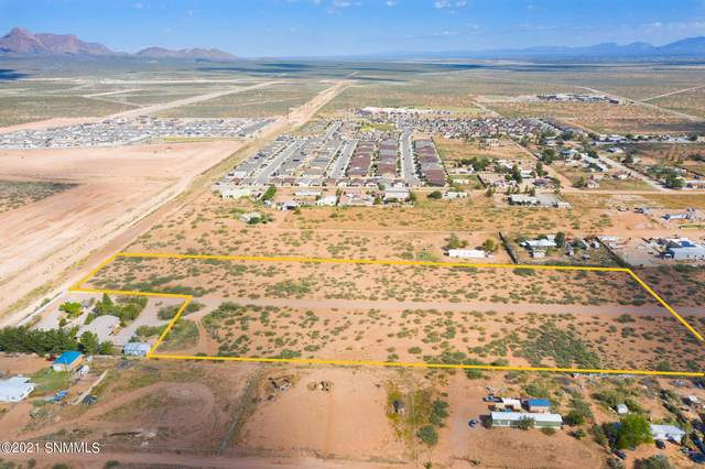 0 Country Pride Road, Las Cruces, NM 88012 (MLS #2103162) :: Better Homes and Gardens Real Estate - Steinborn & Associates