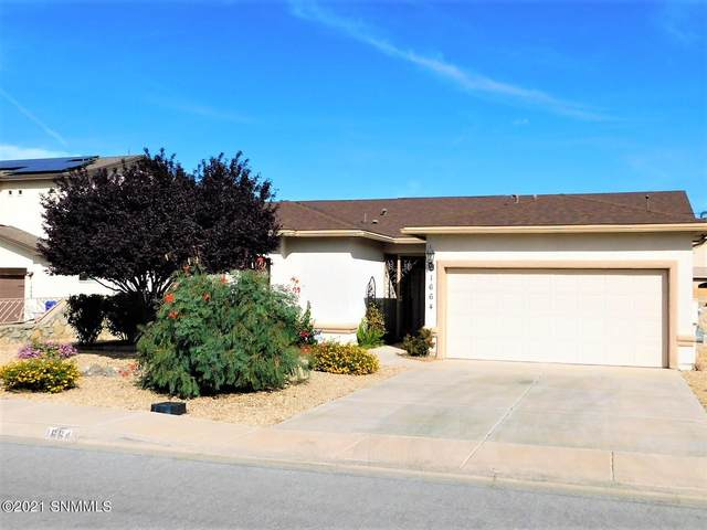 1664 Neleigh Drive, Las Cruces, NM 88007 (MLS #2103170) :: Agave Real Estate Group