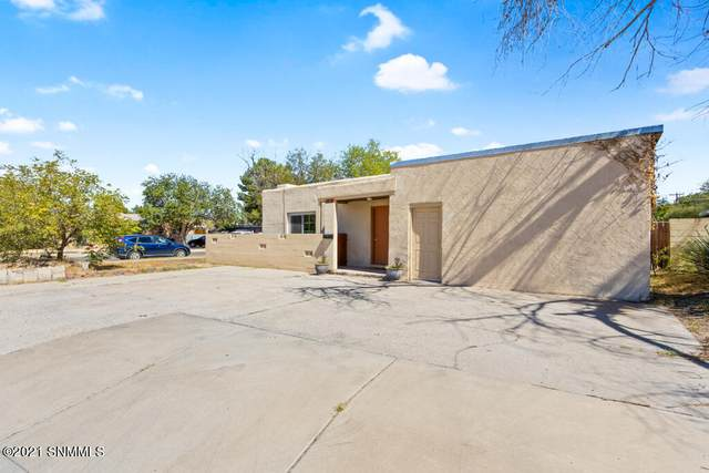 1805 S Solano Drive, Las Cruces, NM 88001 (MLS #2103171) :: Agave Real Estate Group