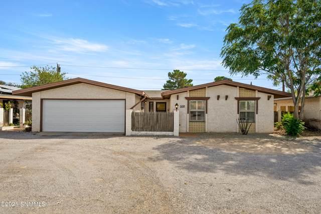 1020 Ivydale Drive, Las Cruces, NM 88005 (MLS #2103189) :: Las Cruces Real Estate Professionals
