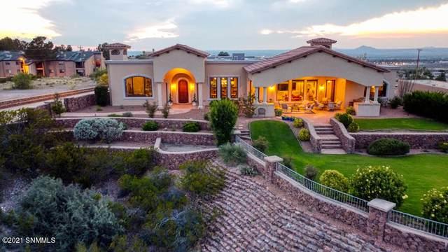 793 Warm Sands Court, Las Cruces, NM 88011 (MLS #2103192) :: Las Cruces Real Estate Professionals