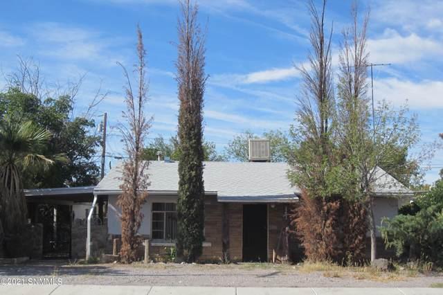 3202 Harrelson Street, Las Cruces, NM 88005 (MLS #2103196) :: Las Cruces Real Estate Professionals