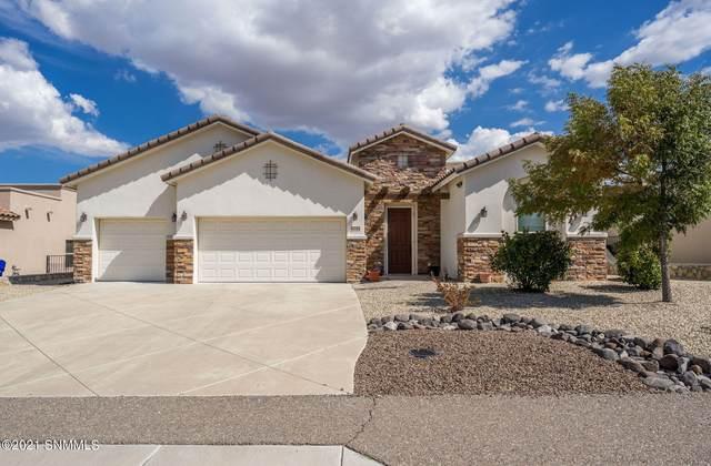 4308 Del Prado Way, Las Cruces, NM 88011 (MLS #2103199) :: Better Homes and Gardens Real Estate - Steinborn & Associates