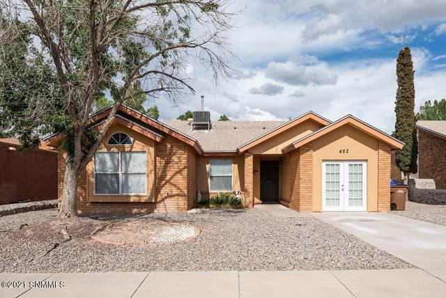 452 Augustus Road, Las Cruces, NM 88001 (MLS #2103200) :: Agave Real Estate Group