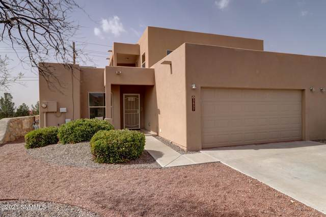 3537 Evy Lane, Las Cruces, NM 88012 (MLS #2103201) :: Agave Real Estate Group