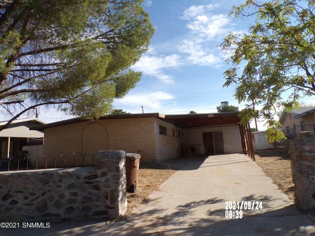 1620 N Willow Street, Las Cruces, NM 88001 (MLS #2103206) :: Las Cruces Real Estate Professionals
