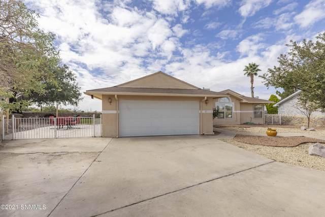 4711 Rio Bravo Court, Las Cruces, NM 88007 (MLS #2103209) :: Better Homes and Gardens Real Estate - Steinborn & Associates