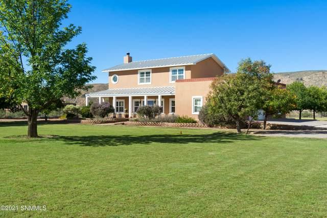 2336 Alta Mira Court, Las Cruces, NM 88007 (MLS #2103218) :: Las Cruces Real Estate Professionals