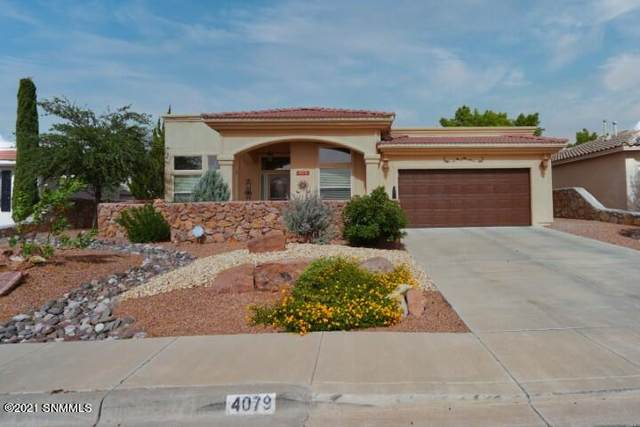 4079 Pepper Post Avenue, Las Cruces, NM 88011 (MLS #2103219) :: Better Homes and Gardens Real Estate - Steinborn & Associates